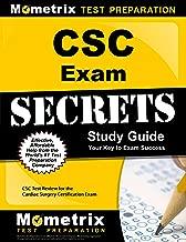 CSC Exam Secrets Study Guide: CSC Test Review for the Cardiac Surgery Certification Exam (Mometrix Secrets Study Guides)