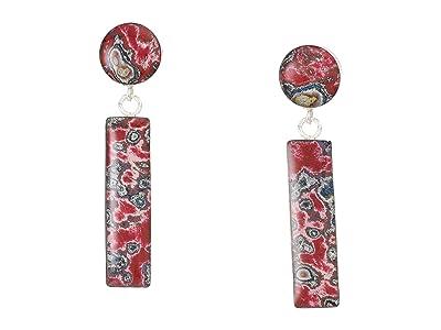 Rebel Nell Molly Drop Earrings (Multi) Earring