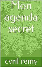 Mon agenda secret