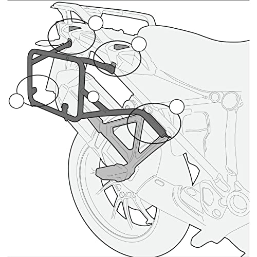 bmw r1200gs accessories amazon BMW DSP Radio givi pl5108cam side case mounts for trekker outback saddlebags fits bmw r1200gs r1250gs watercooled