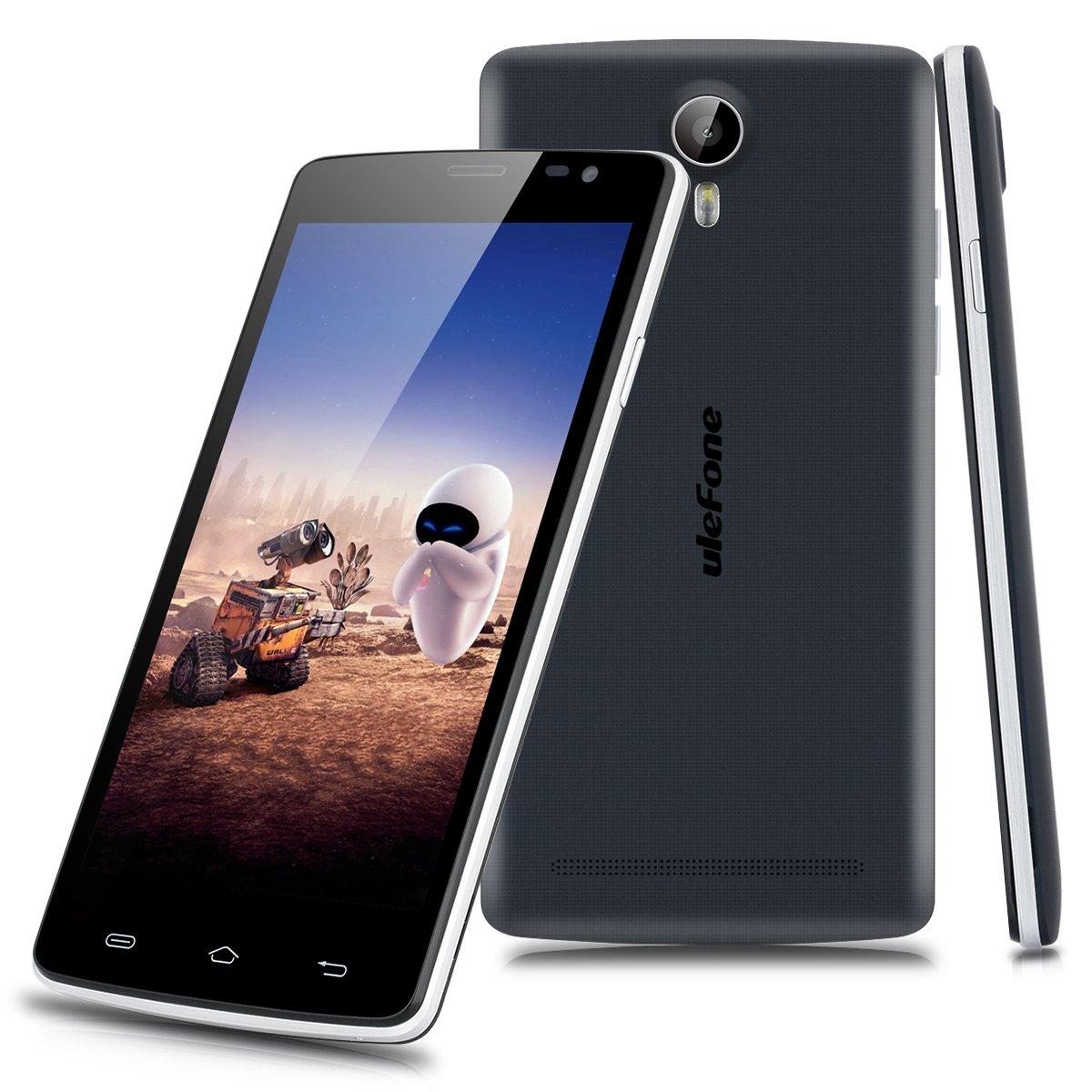Ulefone Be Pure Lite - 3G Smartphone Libre Android 6.0 (5 Pulgadas ...