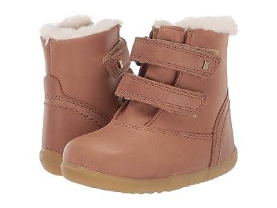 Bobux Kids Step Up Aspen Winter Boot (Toddler) (Caramel) Kid