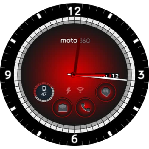 Moto360 wmwatch WatchFace Android wear