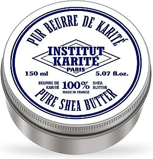 Institut Karité Paris 100% Pure Shea Butter Unscented 150 ml