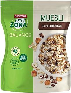 comprar comparacion Enervit Enerzona Muesli Dark Chocolate 40-30-30 230 G