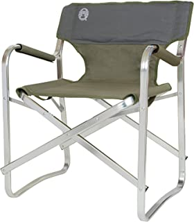 Coleman Deck Chair without Table - Green