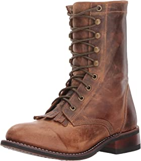 Best women's lace up western boots Reviews