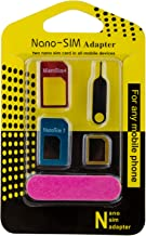 Best nano to micro standard sim card adapter Reviews