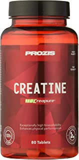 Prozis Creatine Creapure - 80 Tabletas