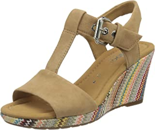 Gabor Shoes Comfort Sport, Sandales Bride cheville Femme