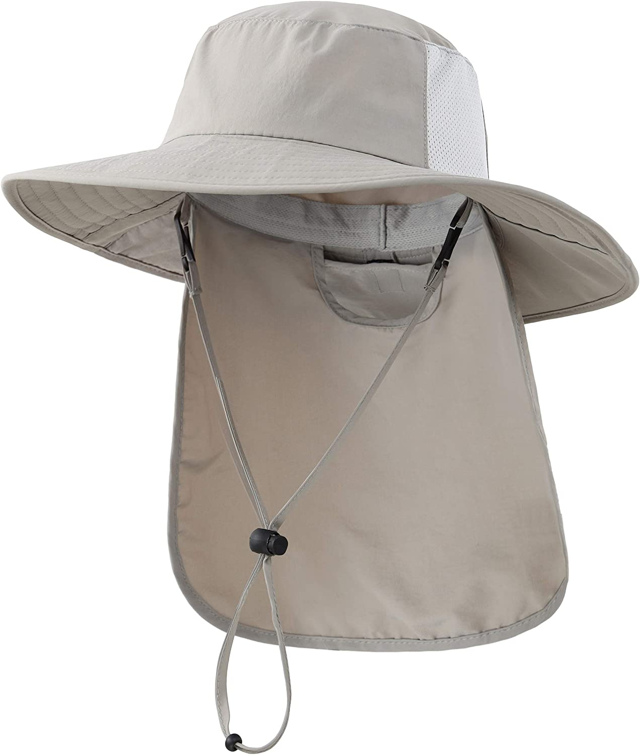Connectyle Kids Flap Sun Hat with Free shipping on posting reviews Fashion Wide UPF Brim 50+ Beach Fi