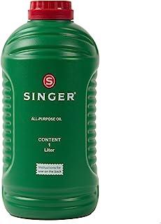 SINGER Industrial Sewing Machine Oil - 1 Liter (33.8 Oz.) All Purpose Oil