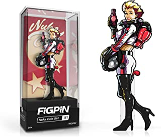 FiGPiN - Fallout: Nuka Cola Girl - Collectible Pin with Premium Display Case