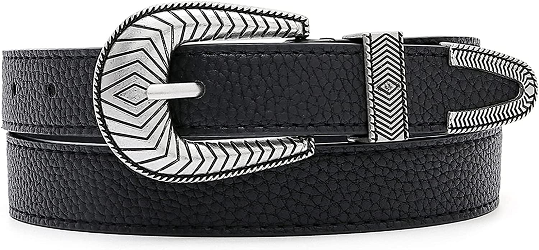 Tanpie Women Vintage Trust Belts Ladies Black Western Bel Design Waist Ranking TOP5