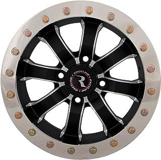 Raceline Mamba Beadlock ATV Wheel - Machined [14x7] 4/156 - (4+3)