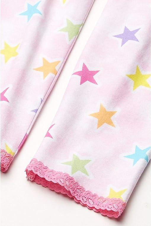 Shimmer Rainbow Stars