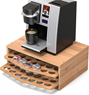 Best wooden coffee pod drawer Reviews