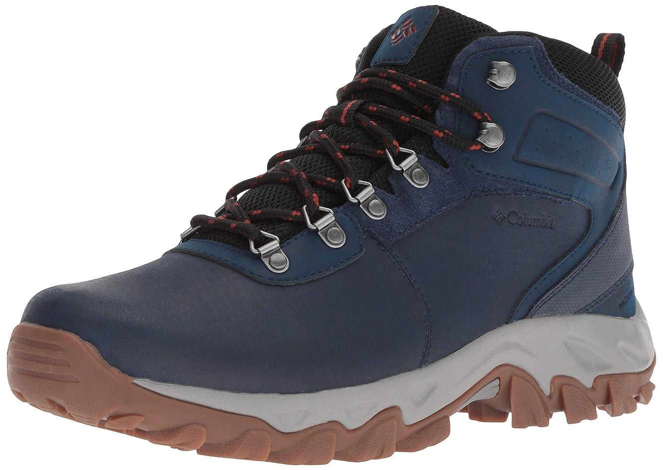 Columbia Men's Newton Ridge Plus Ii Waterproof Wide Ankle Boot