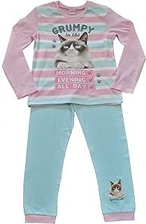 Cute Grumpy Cat Long Pyjamas