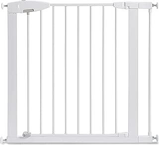 Munchkin Easy Close Metal Baby Gate, White, Model MK0002-012