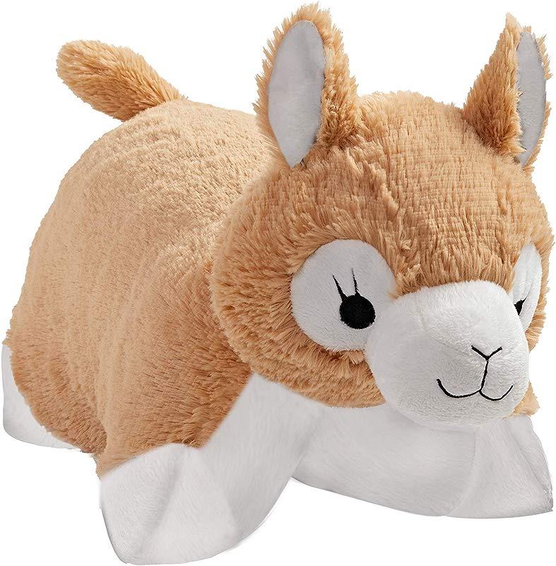 Pillow Pets Signature Lovable Llama Stuffed Animal Plush Toy