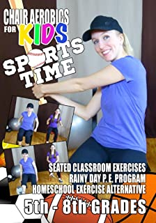 Chair Aerobics for Kids - Sports Time