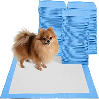 24x7 eMall 100 pcs Dog Pee Pad Training Pads Small Size 18 x 12 Inches (Pack of 100)