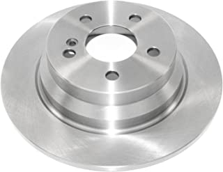 11.61 Detroit Axle FRONT Drilled and Slotted Brake Rotors for RWD Models 294.9mm Check Fitment Chart