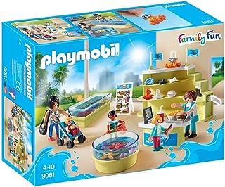 Playmobil-9061 Family Fun Tienda del Acuario (9061)