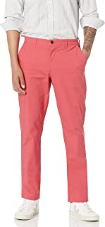 Amazon Essentials mens Athletic-Fit Lightweight Stretch Pant Pants