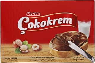 Ulker Chococream Cup/Hat 40 gm Pack of 24