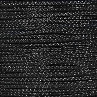 PARACORD PLANET Nano Cord: 0.75mm Diameter 300 Feet Spool of Braided Cord – Available in a Variety of Colors, Made in The USA