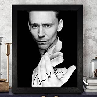 Tom Hiddleston Thor Autographed Signed 8x10 Photo Reprint #94 Special Unique Gifts Ideas Him Her Best Friends Birthday Christmas Xmas Valentines Anniversary Fathers Mothers Day