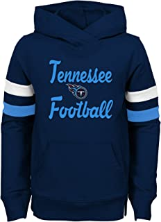 NFL Girls Youth Girls Claim to Fame Overlay Hoodie