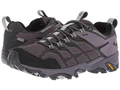 Merrell Moab FST 2 Low Waterproof (Granite/Shark) Women
