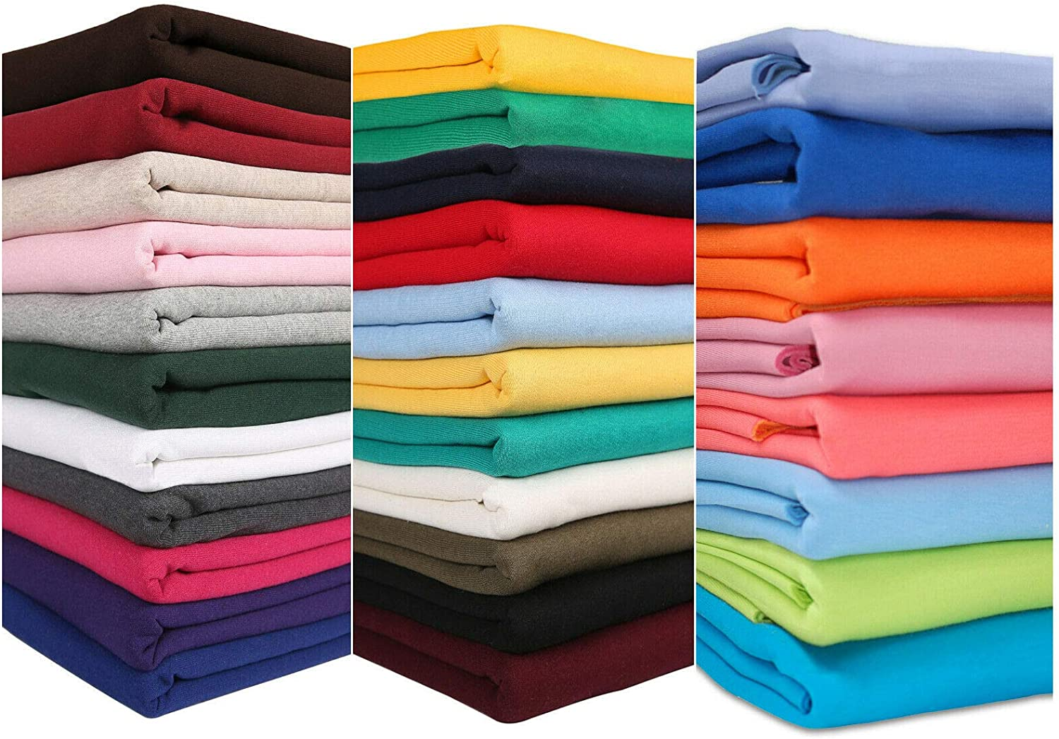 Sweatshirt Sale SALE% OFF Fabric for Hoddies and Thi Dressmaking. free Colours of 30