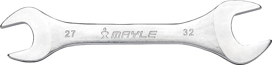 Chave Fixa Mayle Prateada 16x17mm