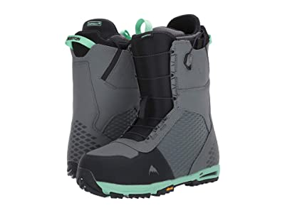 Burton Imperial Snowboard Boot (Gray/Green) Men
