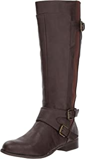 fallon wide calf dress boots