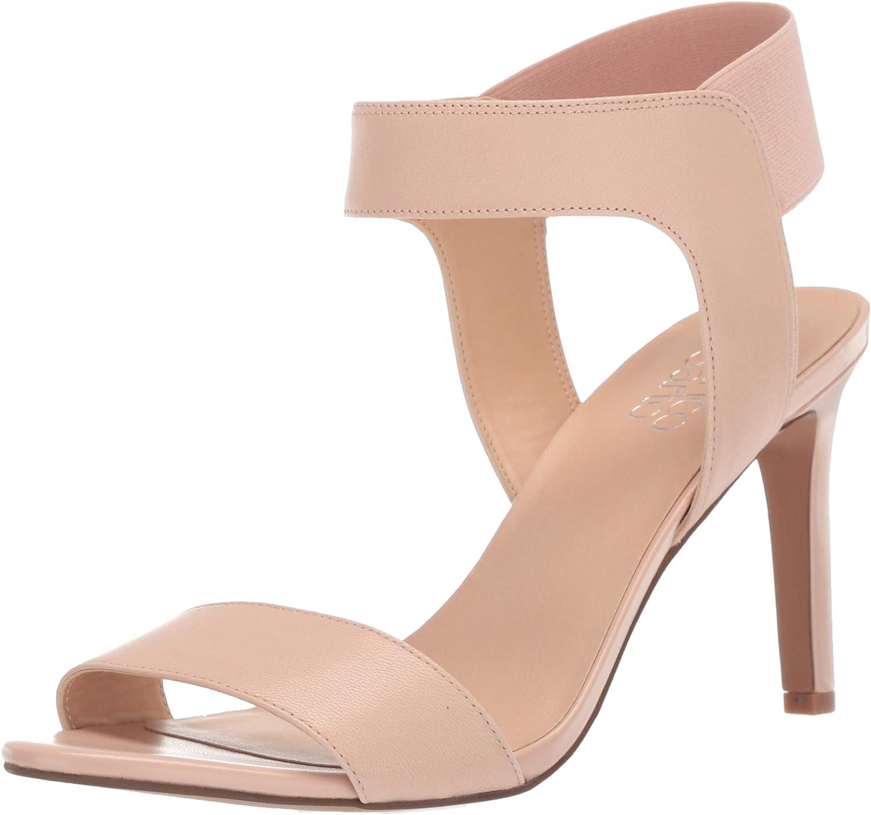 Franco Sarto Womens Pacey Heeled Sandal