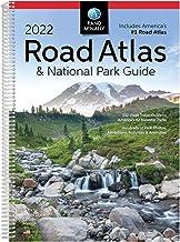 2022 Road Atlas & National Park Guide (Rand McNally National Park Road Atlas and Travel Guide)