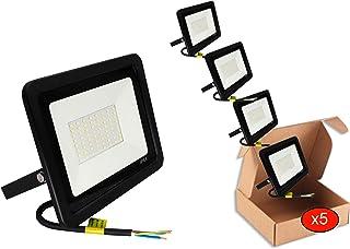 POPP® juegos de 5 y 10 Floodlight Led Foco Proyector Led