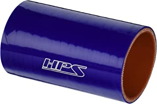 Blue 100 PSI Maximum Pressure 1//3  1//2 ID 4 Length HPS HTSR-031-050-BLUE Silicone High Temperature 4-ply Reinforced Reducer Coupler Hose