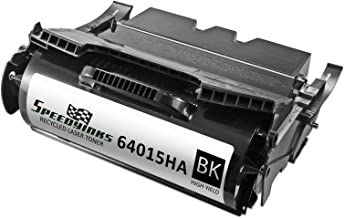 Compatible Brand Toner Replaces Lexmark 64035HA High Yield Toner For Lexmark T640, 642, 644 Printers - This Is The High Yield 21,000 Page Cartridge