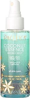 Pacifica Beauty Coconut Essence Hydro Mist, 4 Ounce