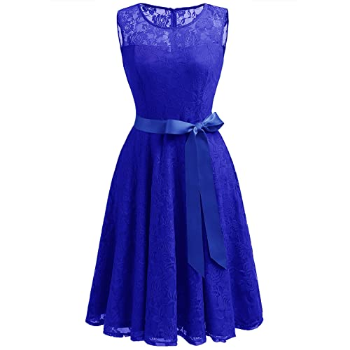 Royal Blue Bridesmaids Dresses: Amazon.com