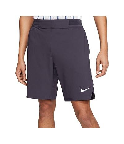Nike NikeCourt Flex Ace Shorts 9 (Gridiron/White) Men