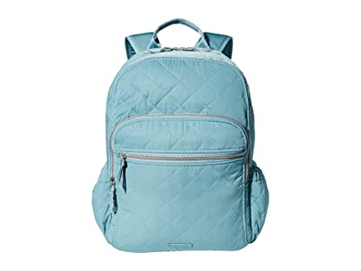 Vera Bradley Performance Twill Campus Backpack (Blue Oar) Backpack Bags