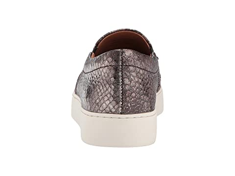 Frye Lena Slip-On Pewter Metallic Cheap Inexpensive Cheap Sale Footlocker Buy Cheap Inexpensive hxVdE8rR