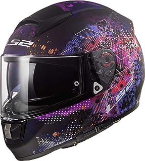 Mejor casco LS2 integral fibra